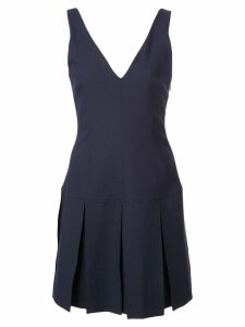 Cinq A Sept V-neck dress - Blue