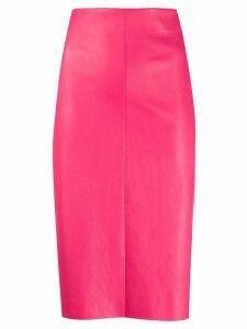 Drome classic pencil skirt - Pink