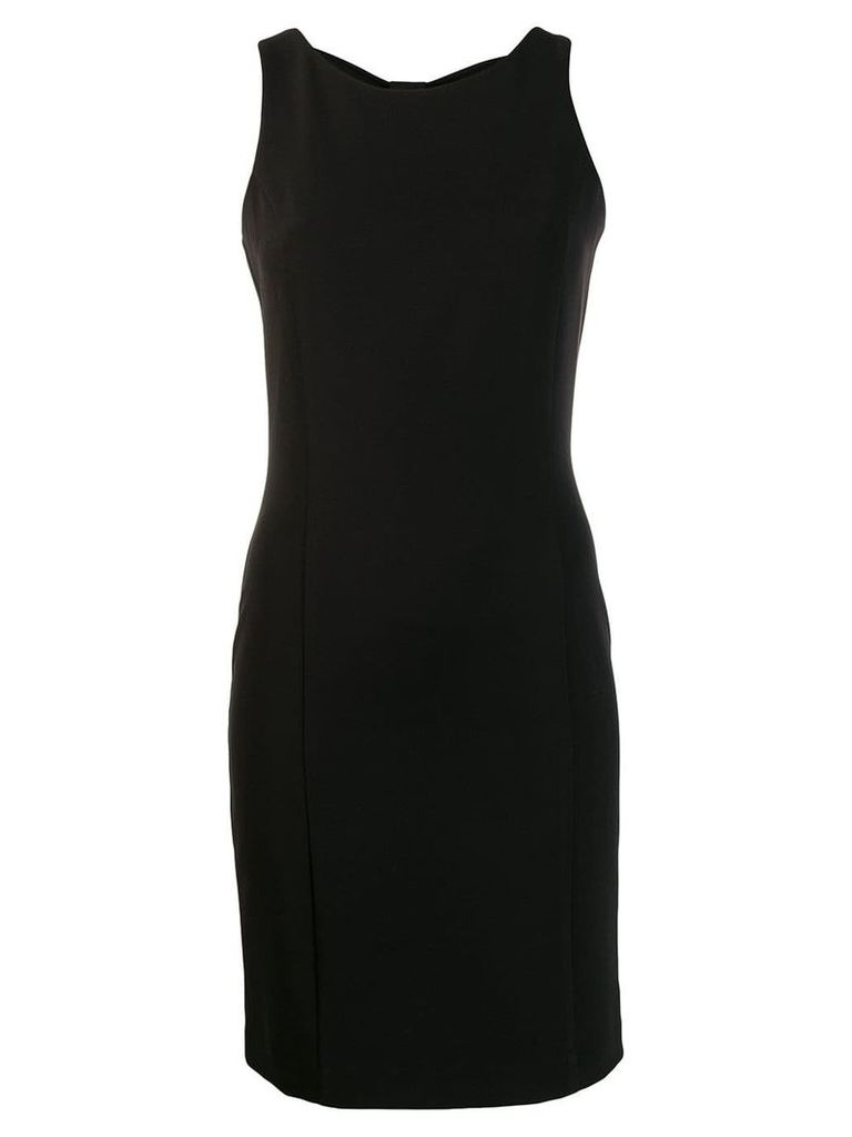 Blugirl cut out dress - Black