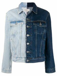 Fiorucci 50-50 Nico denim jacket - Blue