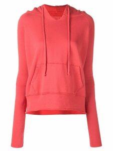 Nili Lotan classic hoodie - Red