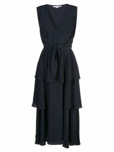 Stella McCartney ruffled dress - Black