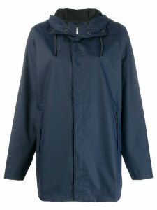 Rains short raincoat - Blue