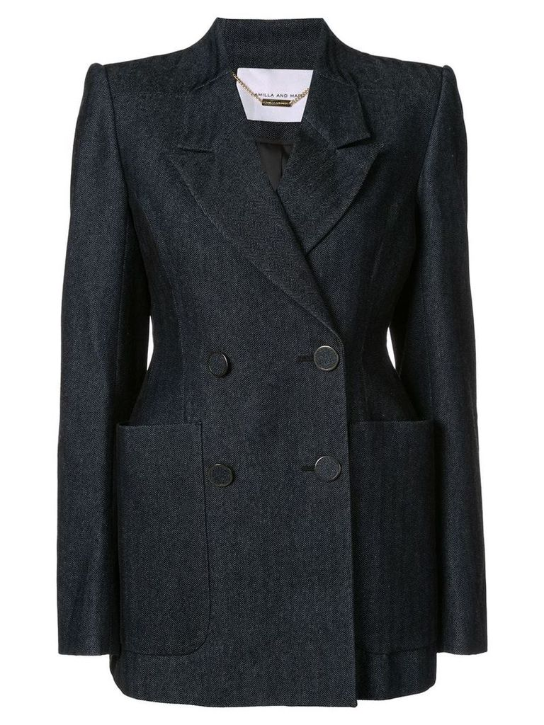 CAMILLA AND MARC Remington blazer - Blue