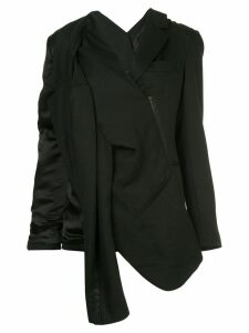 Moohong extreme deconstructed blazer - Black