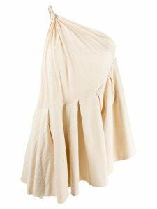Jacquemus La Riviera mini-dress - Neutrals