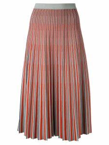 Proenza Schouler jacquard knit skirt - Blue