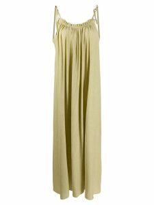 Mitos Liz boho dress - Green