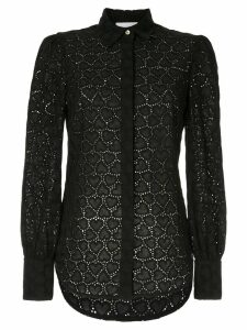Rebecca Vallance Valentina button shirt - Black