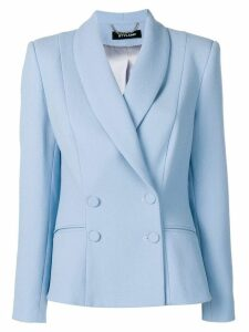 Styland double breasted blazer - Blue