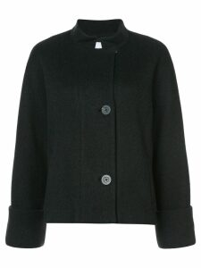 Kimora Lee Simmons short peacoat - Black