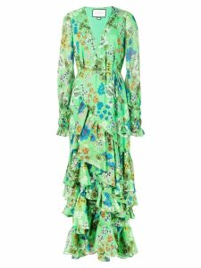 Alexis Solace dress - Green