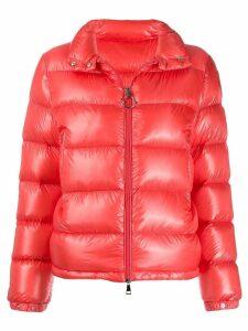 Moncler puffer jacket - Orange