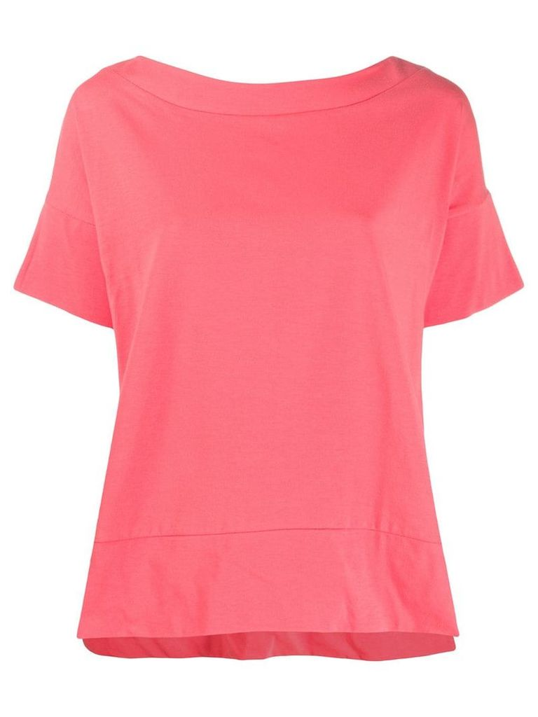Snobby Sheep classic plain T-shirt - Pink