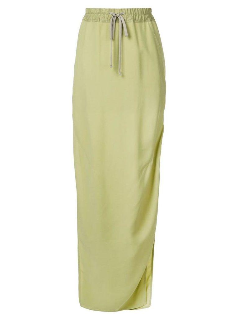 Rick Owens Dirt skirt - Green