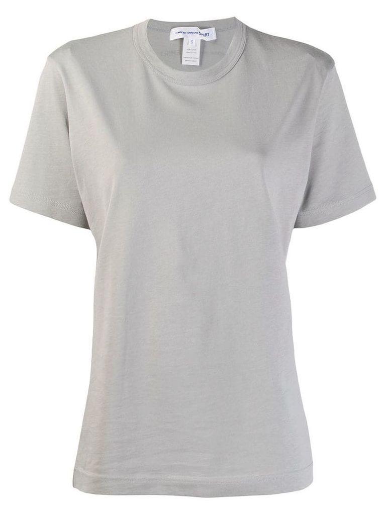 Comme Des Garçons Shirt classic crewneck T-shirt - Grey