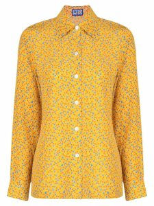 Lhd printed shirt - Yellow