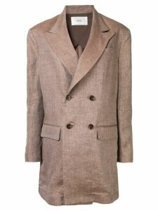 G.V.G.V. boyfriend blazer - Brown