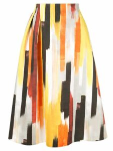 Ballsey A-line printed skirt - Multicolour