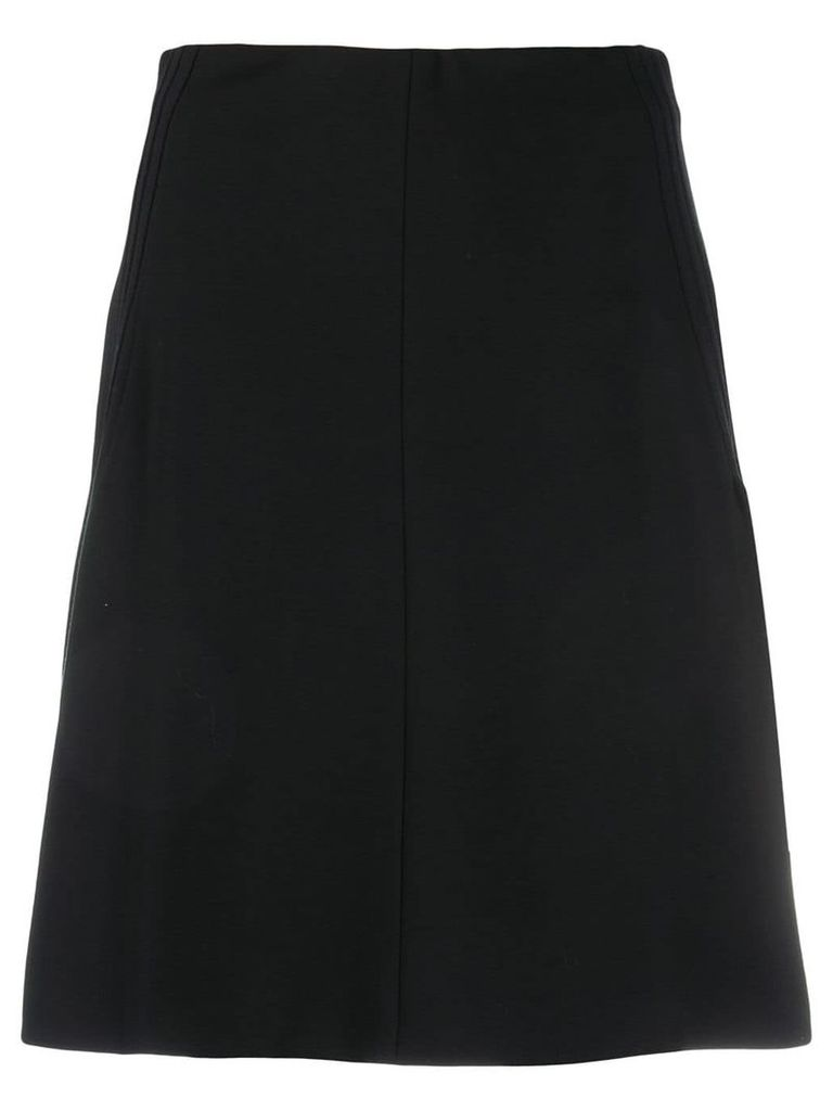 Dorothee Schumacher pleated skirt - Black