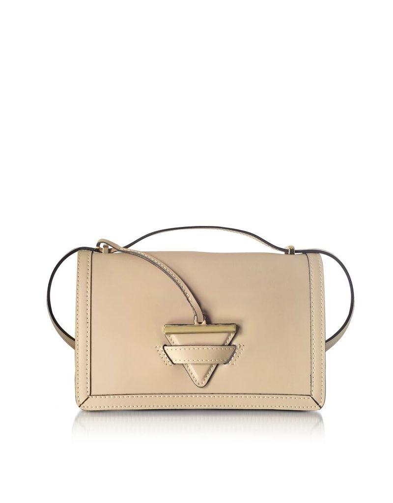 Gisèle 39 Designer Handbags, Diodora Shoulder Bag w/Golden Triangle Charm