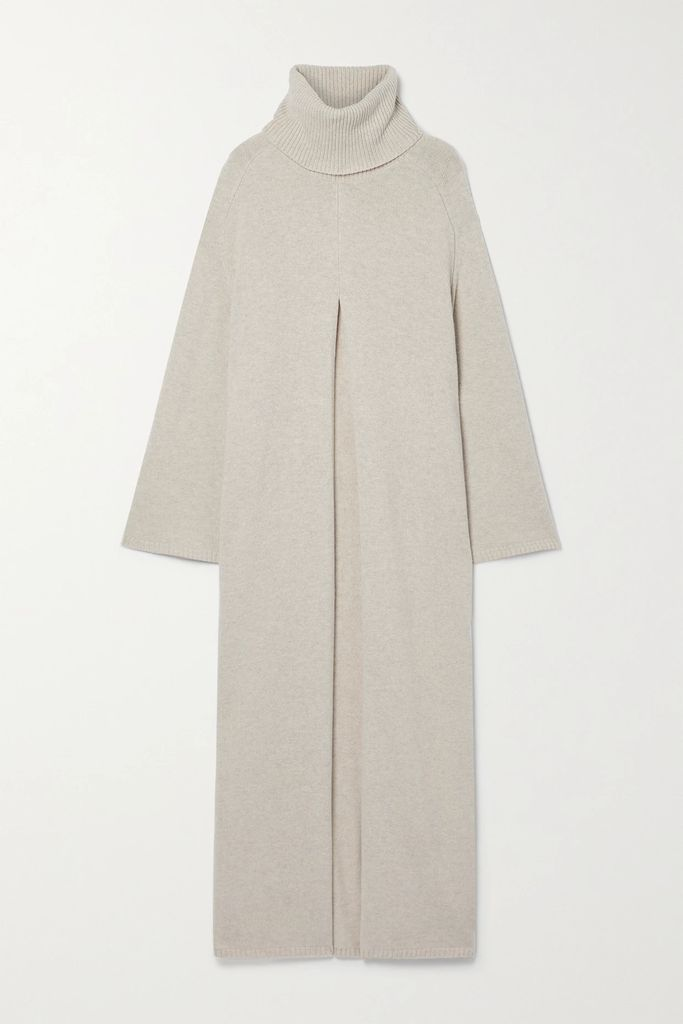 Roland Mouret - Arreton Wool-crepe Pencil Skirt - Peach