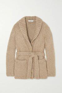 L'Agence - Freja Wrap-effect Silk-georgette Blouse - Black