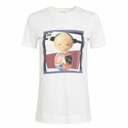 By Malene Birger Graphic Short Sleeve T Shirt