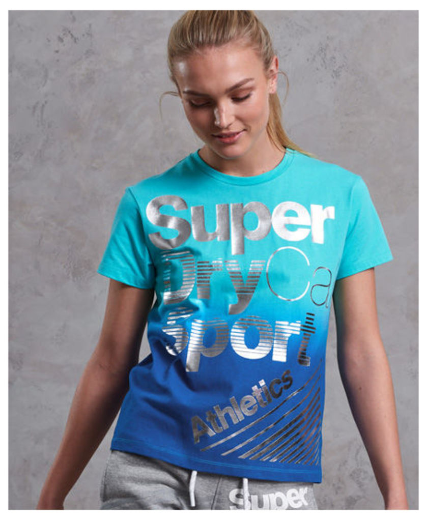Superdry Sport Racer Acid T-Shirt