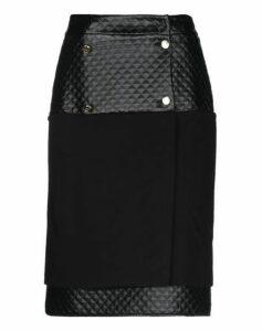 CAVALLI CLASS SKIRTS Knee length skirts Women on YOOX.COM