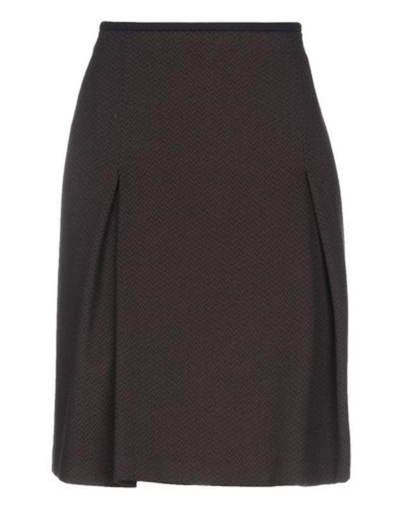 LAURA LINDOR SKIRTS Knee length skirts Women on YOOX.COM