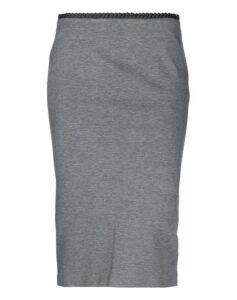 DANIELE ALESSANDRINI SKIRTS 3/4 length skirts Women on YOOX.COM