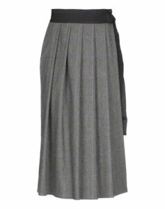 MEM.JS SKIRTS 3/4 length skirts Women on YOOX.COM