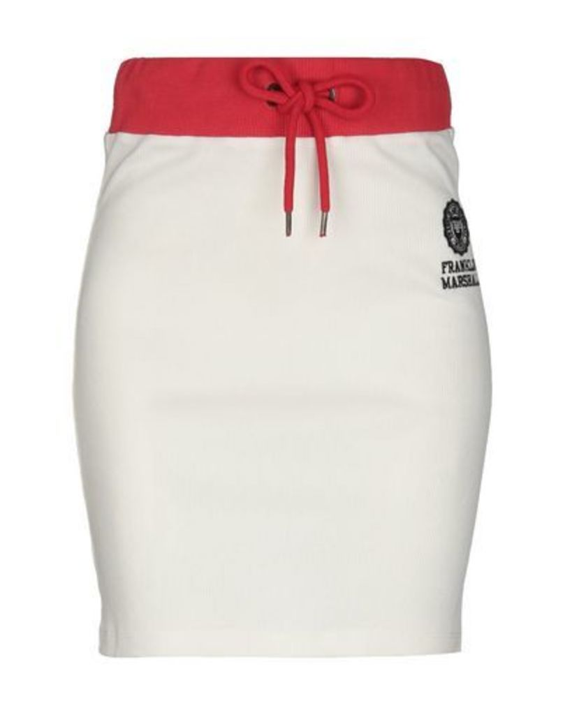 FRANKLIN & MARSHALL SKIRTS Knee length skirts Women on YOOX.COM