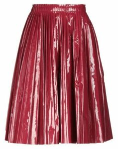 UNE FILLE SKIRTS Knee length skirts Women on YOOX.COM