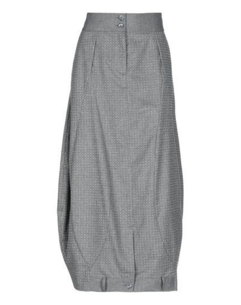 OBLIQUE CREATIONS SKIRTS 3/4 length skirts Women on YOOX.COM