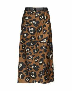 KONTATTO SKIRTS 3/4 length skirts Women on YOOX.COM