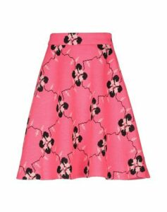 MIU MIU SKIRTS Knee length skirts Women on YOOX.COM