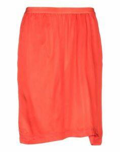 BELLEROSE SKIRTS Knee length skirts Women on YOOX.COM