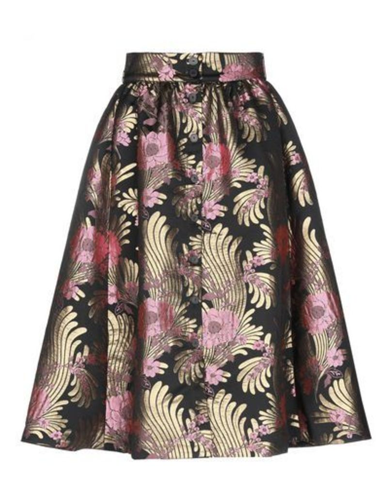 BAZAR DELUXE SKIRTS 3/4 length skirts Women on YOOX.COM