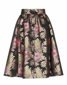 BAZAR DELUXE SKIRTS 3/4 length skirts Women on YOOX.COM