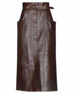ALBERTA FERRETTI SKIRTS 3/4 length skirts Women on YOOX.COM