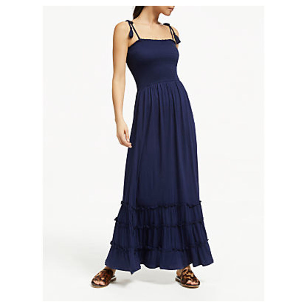 John Lewis & Partners Bandeau Jersey Maxi Dress