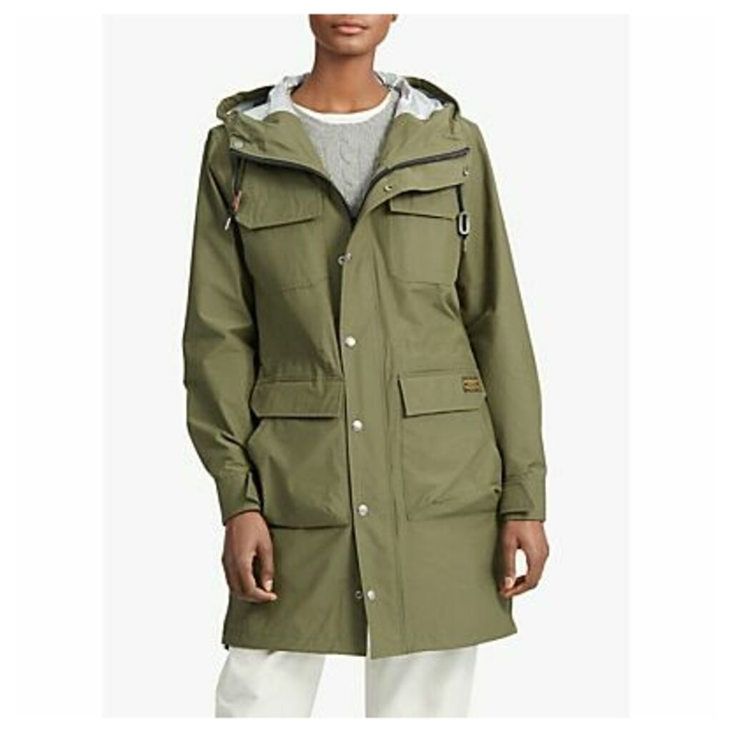 Polo Ralph Lauren Madison Water-Repellent Hooded Parka