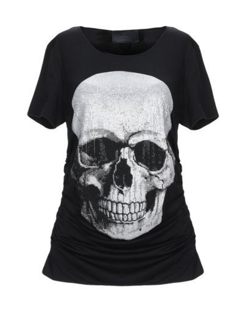 PHILIPP PLEIN TOPWEAR T-shirts Women on YOOX.COM