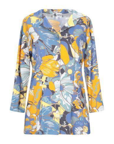 BINI Como SHIRTS Shirts Women on YOOX.COM