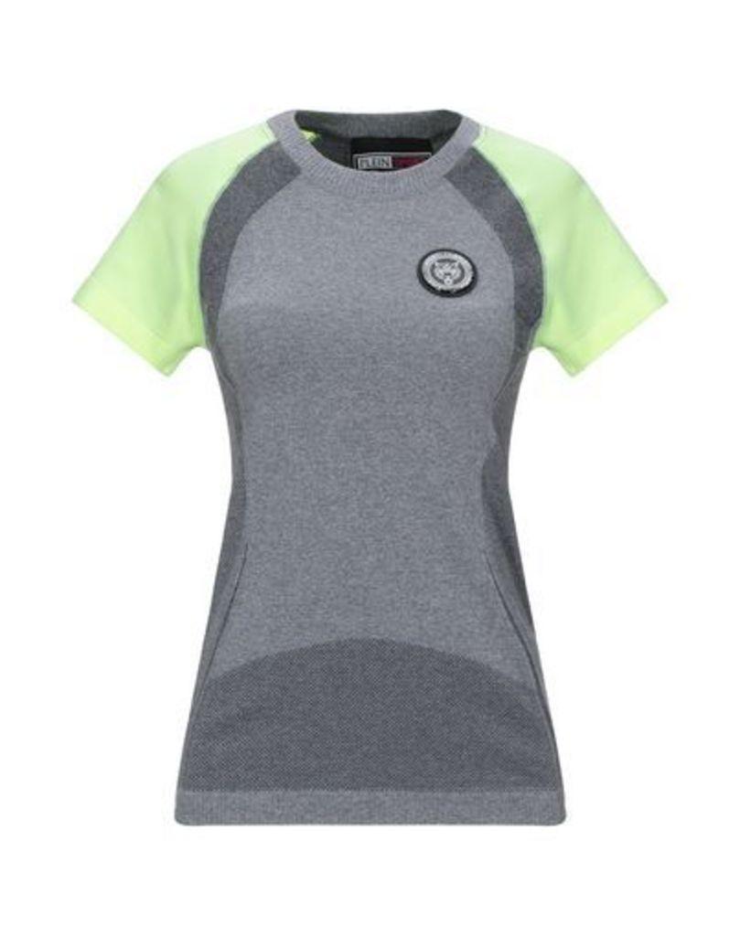 PLEIN SPORT TOPWEAR T-shirts Women on YOOX.COM
