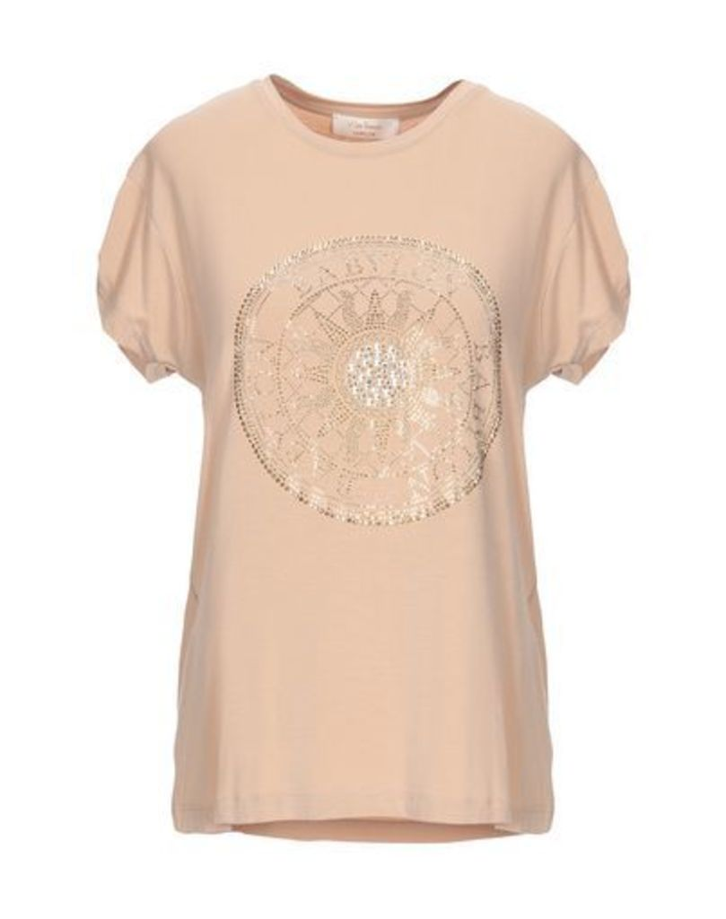 W LES FEMMES by BABYLON TOPWEAR T-shirts Women on YOOX.COM