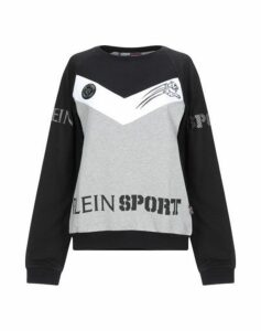 PLEIN SPORT TOPWEAR Sweatshirts Women on YOOX.COM