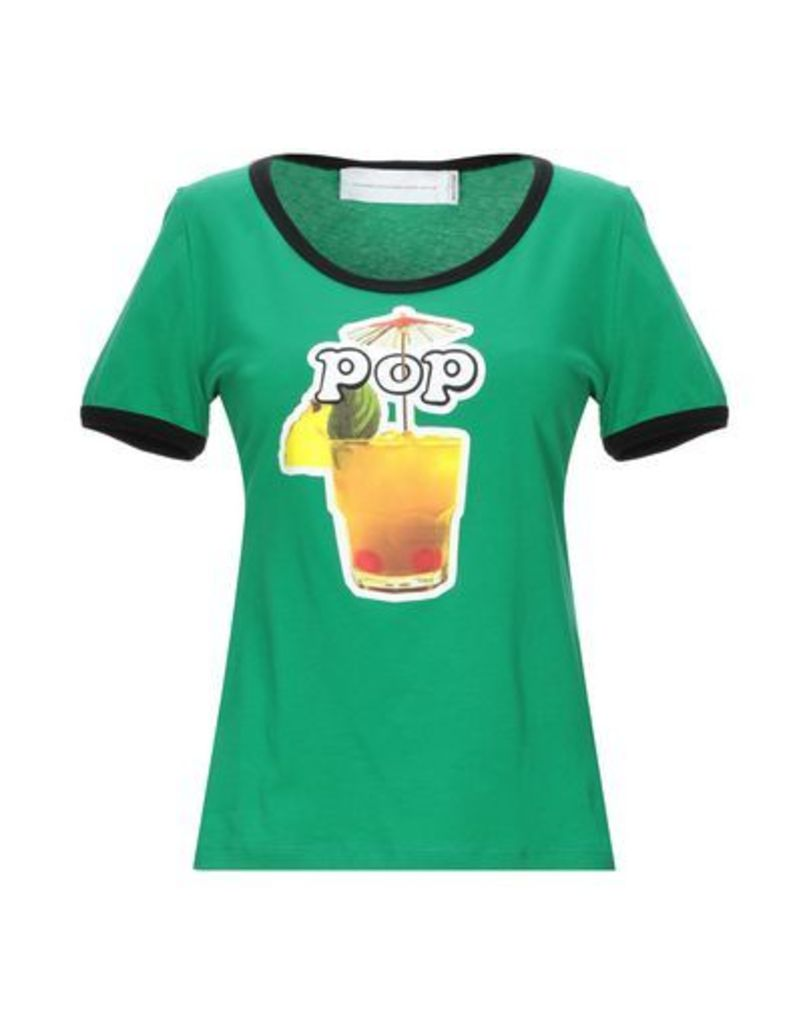 VICTORIA, VICTORIA BECKHAM TOPWEAR T-shirts Women on YOOX.COM